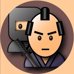 プロフィール画像(グループ)を丸型アイコンで表示したイメージ